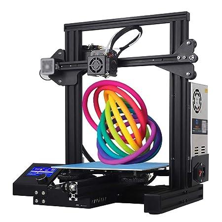 DM-DYJ Impresora 3D Casera, Estereoscópico Alta Precisión ...