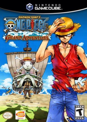 Amazon.com: One Piece: Grand Adventure: PlayStation 2 ...