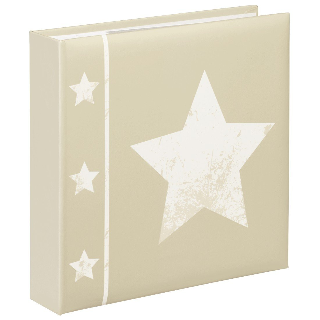 Hama Skies Gris álbum de Foto y Protector - Álbum de fotografía (220 mm, 225 mm, Gris, 100 Hojas, 10 x 15, 200 Hojas) 00002337