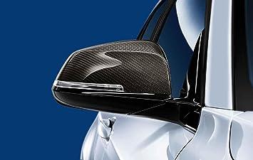 BMW M Performance Gorra espejo retrovisor derecho carbono 1/3 Serie (51 16 2 211 904): Amazon.es: Coche y moto