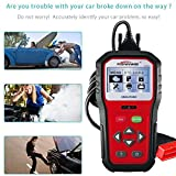 GCARTOUR OBD2 Car Diagnostic Scanner, Pro Universal Car Code reader Vehicle Diagnostic Tool, KW818 OBD2 EOBD Scanners Tool Check Engine Light Code Reader for all OBDII Protocol Cars Since 1996