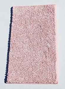 Amazon Com 5x7 Light Blush Pale Pink Plush Area Rug 5 X7