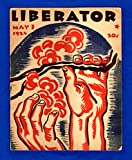 img - for The Liberator Magazine / May, 1924 / Cover by Hugo Gellert book / textbook / text book