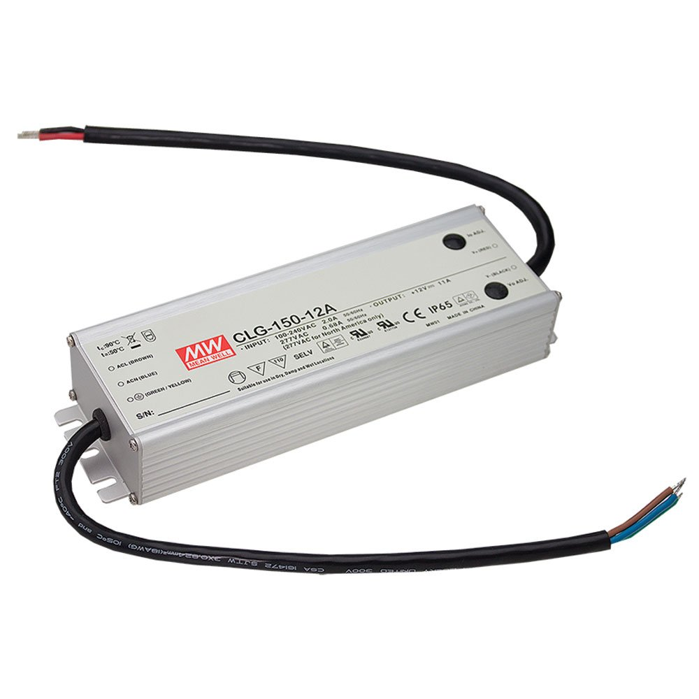 MEAN WELL CLG-150-24 AC-DC Power Supply Enclosed LED Single Output 24V