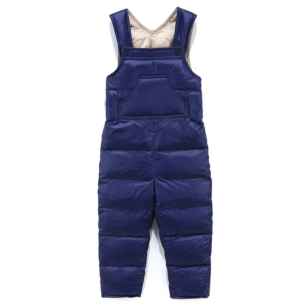 LOSORN ZPY Baby Boy Girl One Piece Sleeveless Snowsuit Toddler Warm Romper Jumpsuit