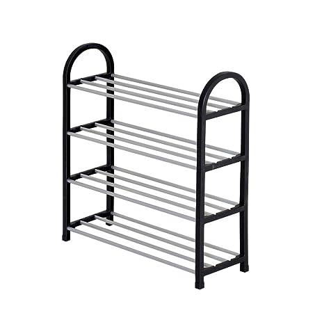 metal shoe rack amazon