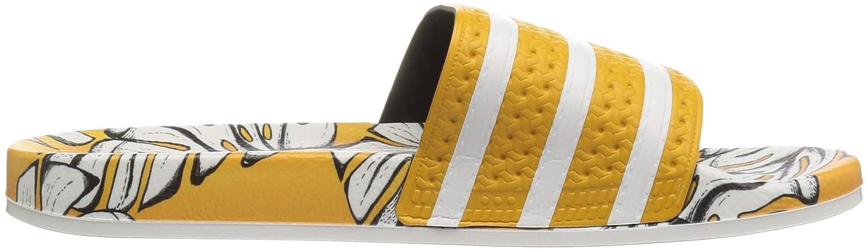 Adidas Unisex-Erwachsene Originals Gold/Off ADILETTE Bade Sandalen Gold/Weiß (Craft Gold/Off Originals Weiß/Craft Gold) f0014a