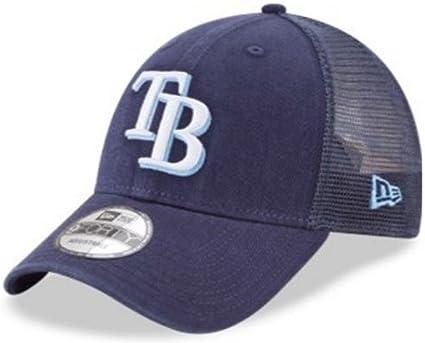 Navy New Era 9FORTY Tampa Bay Rays Baseball Cap League