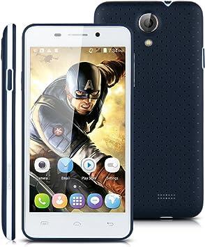 Doogee LEO DG280 Smartphone Movil 3G Libre Android 4.4 (Quad Core, 4.5