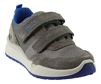 Superfit Chaussures de ville à lacets pour fille Gris gris - Gris - gris NRVLmo8LgG,