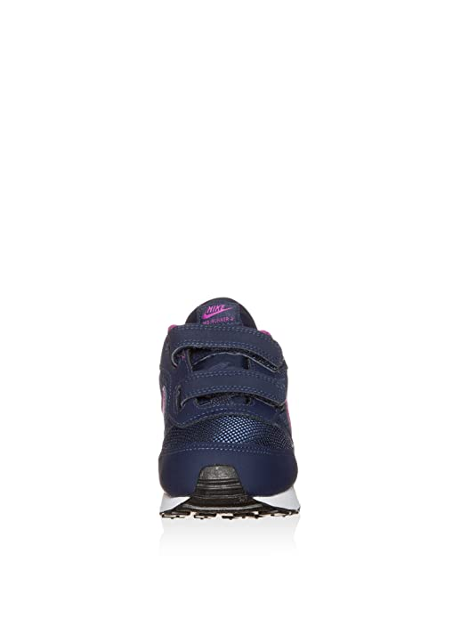 Nike 807328-401, Scarpe da Trail Running Unisex, Bambini, Blu Navy, 22 EU
