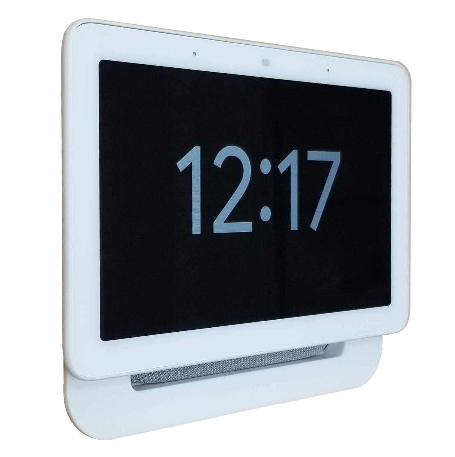Mount Genie Simple Built-in Google Nest Hub Wall Mount: The Perfect Smart Home Command Center | PoE Option Available | Designed in The USA
