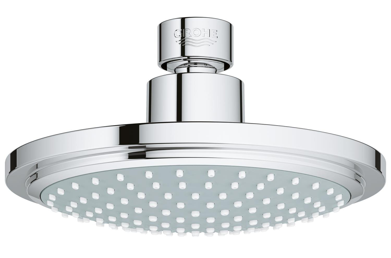 Euphoria Cosmopolitan 160 1-Spray Showerhead - Rain Shower Head ...