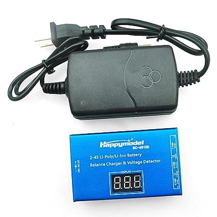Amazon.com: bc4s15d 2 – 4S batería equilibrio cargador y ...