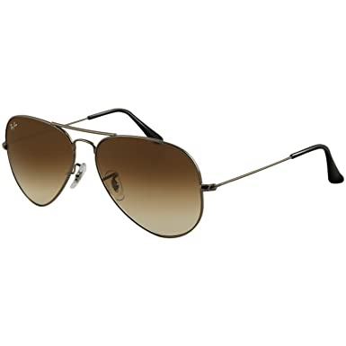 0716609205f4f2 Image Unavailable. Image not available for. Colour  Ray-Ban Men s Aviator  RB3025-014 51-55 ...