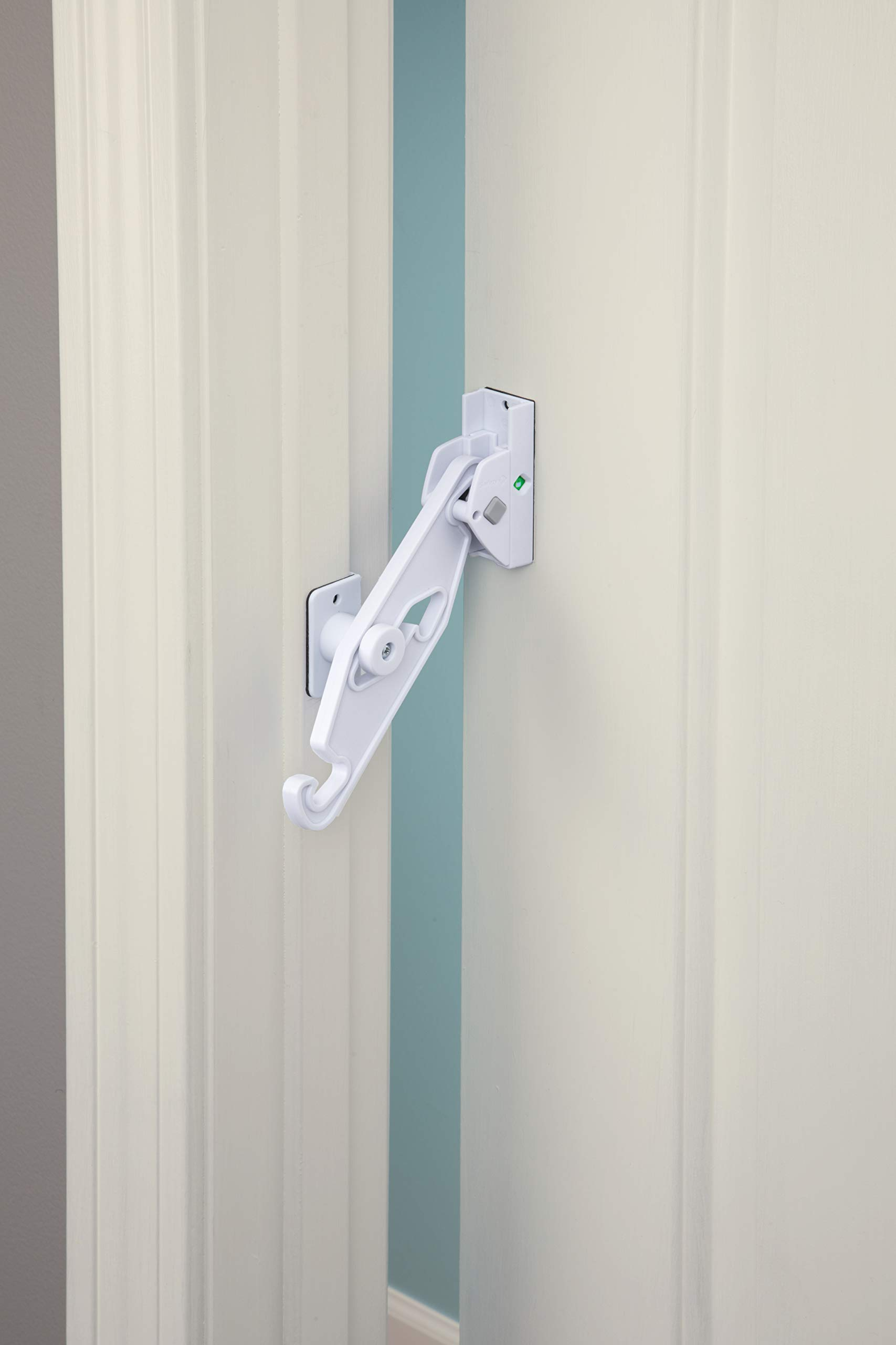 Safety 1st Top of Door Lock for Childproofing by Safety 1st