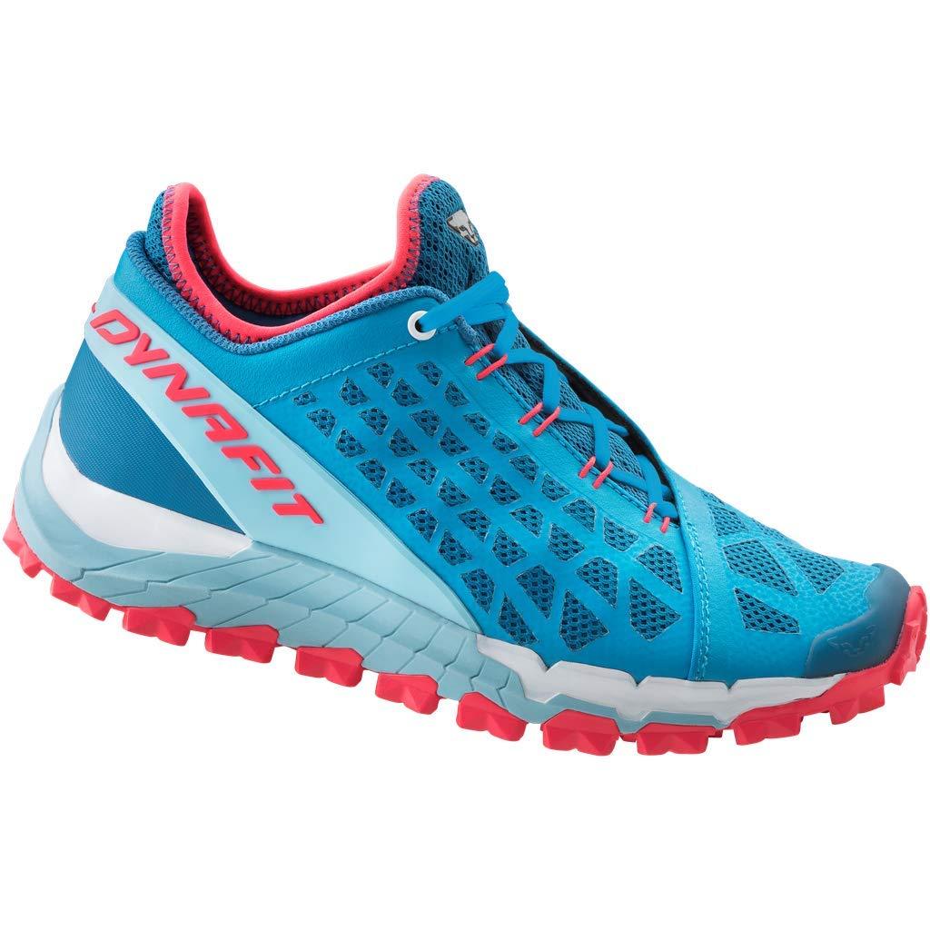 Dynafit Trailbreaker Trailbreaker Dynafit EVO schuhe damen Mykonos Blau Fluo Rosa 2019 Laufsport Schuhe ae232f
