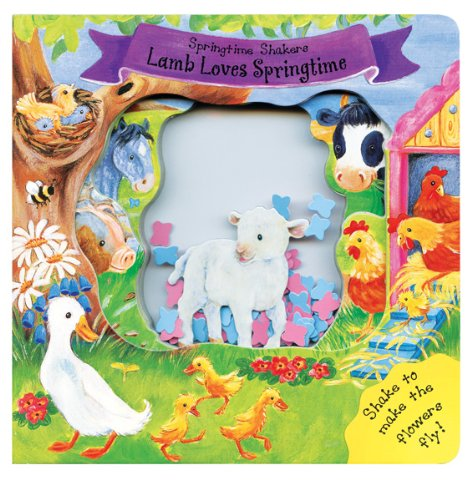 Lamb Loves Springtime (Springtime Shakers) PDF