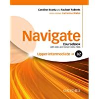Navigate Upper-Intermediate B2 Student's Book with DVD-ROM and OOSP Pack: Your Direct Route to English Success
