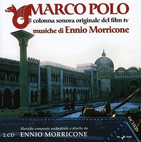 Marco Polo: colonna sonora originale del film tv : unknown: Amazon ...