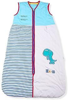 Sacos de Dormir para Bebé, Dinosaurio Roar, Kiddy Kaboosh Varios Tamaños, Peso de