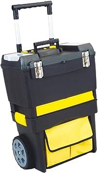 Generic - Caja de Herramientas con Ruedas, Color Amarillo ...