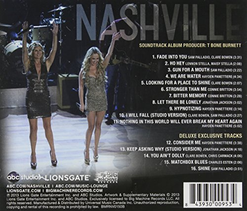 The Music Of Nashville, Season 1, Volume 2