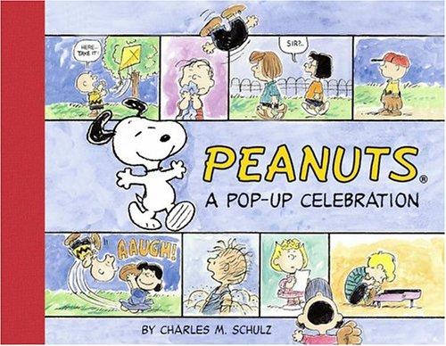 Peanuts: A Pop-up Celebration by Brand: Little Simon (Image #3)