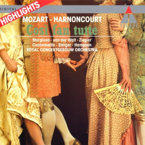 Mozart Cos%C3%AC tutte Harnoncourt Highlights product image