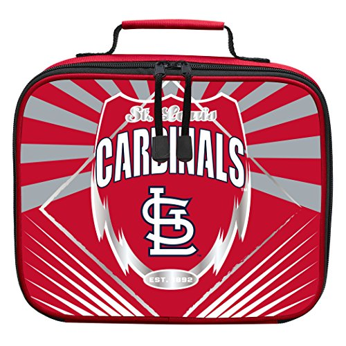The Northwest Company MLB St. Louis Cardinals Lightning Lunch Kit by The Northwest Company