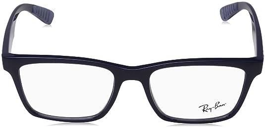 a920c40b48 Amazon.com  Ray-Ban RX8412 Carbon Eyeglasses-2509 Black-54mm  Shoes