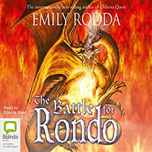 The Battle for Rondo Audiobook