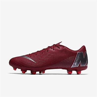 dc4cb1a8e5e Nike Vapor 12 Academy Fg mg Mens Ah7375-606 Size 12.5