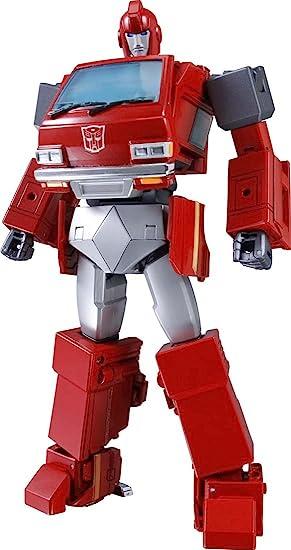 Takara Tomy Transformers Masterpiece MP-27 IRONHIDE NISSAN CHERRY VANETTE Figur