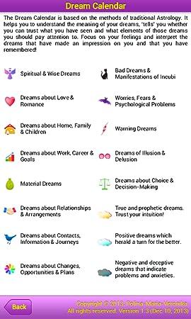 Dream Calendar
