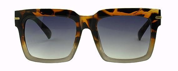 Amazon.com: anteojos de sol mujer, Stop Oversize Square Mod ...