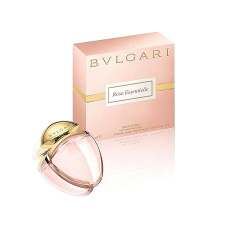 Bvlgari Rose Essentielle Eau de Parfum Spray for Women, 0.84 Ounce