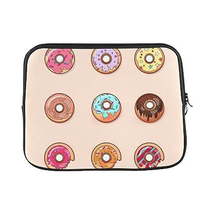 945b9b586e35 Amazon.com: Design Custom Donut Sweets Baking Food Tasty Bun Yummy ...