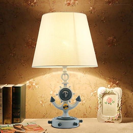 Comodino Lampade Camera Da Letto Design.Amazon Com Cgynmo Table Lamp Lampada Da Tavolo Camera Da Letto