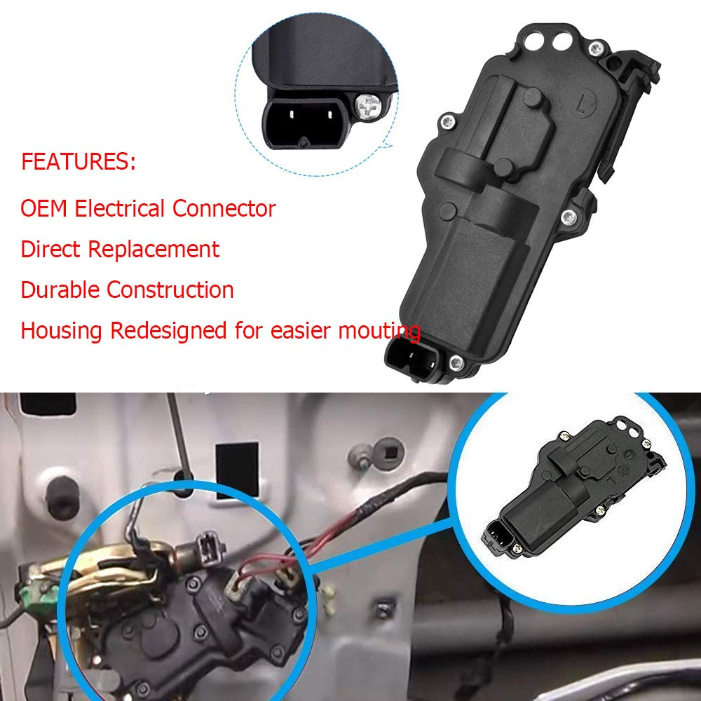 Ford Expedition Door Lock Actuator Left Driver Side For Excursion Lincoln Seat Wiring Mustang F150 F250 F350 F450