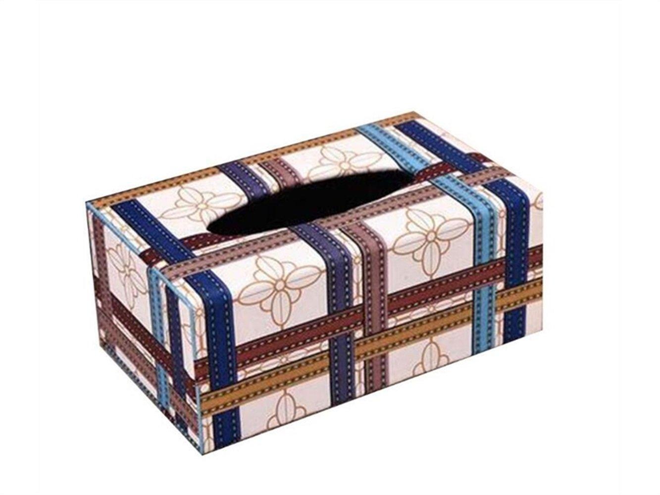 Pullic Tissue Box Chicken-Shaped Tissue Box Cartoon Animal Towel Storage Box Living Room Bedroom Plastic Napkin Paper Box (Color : As Shown, Size : 20128.5cm)