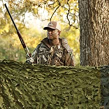 Red Rock Outdoor Gear Hunting Series Camouflage Netting, Woodland