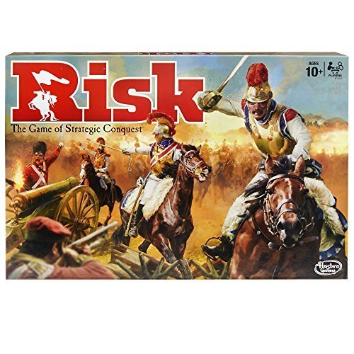 Hasbro Risk Game