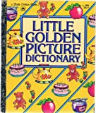 Little Golden Picture Dictionary, Marie De John, 0307602559