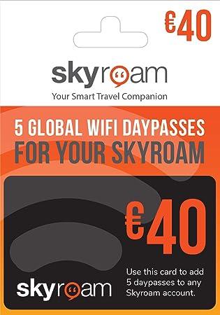 Tarjeta prepago de Skyroam: 5 bonos diarios de wifi global ...