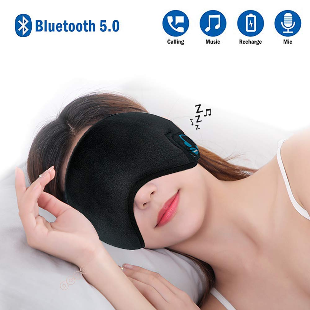 BEST sleep mask headset combo yet!