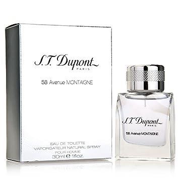 Amazon.com : S.T. Dupont 58 Avenue Montaigne Pour Homme EDT 30 ml ...