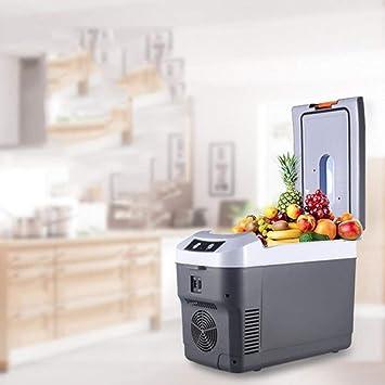 ZHENYUE Refrigerador del Coche, Coche Refrigerador 10L Mini ...