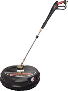 """Twinkle Star 15"""" Pressure Washer Surface Cleaner with Pressure Washer Trigger Gun, 21 Inch Pressure Washer Wand"""