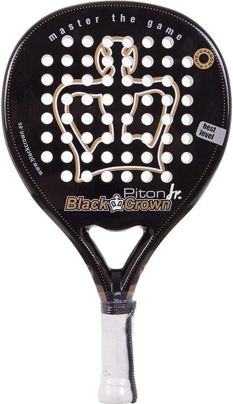 Black Crown Pala Padel Piton Junior: Amazon.es: Deportes y aire libre
